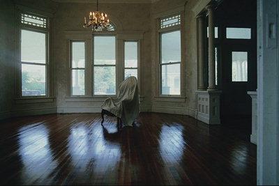 Пустая комната деревянный пол