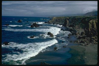 Пейзажи океана