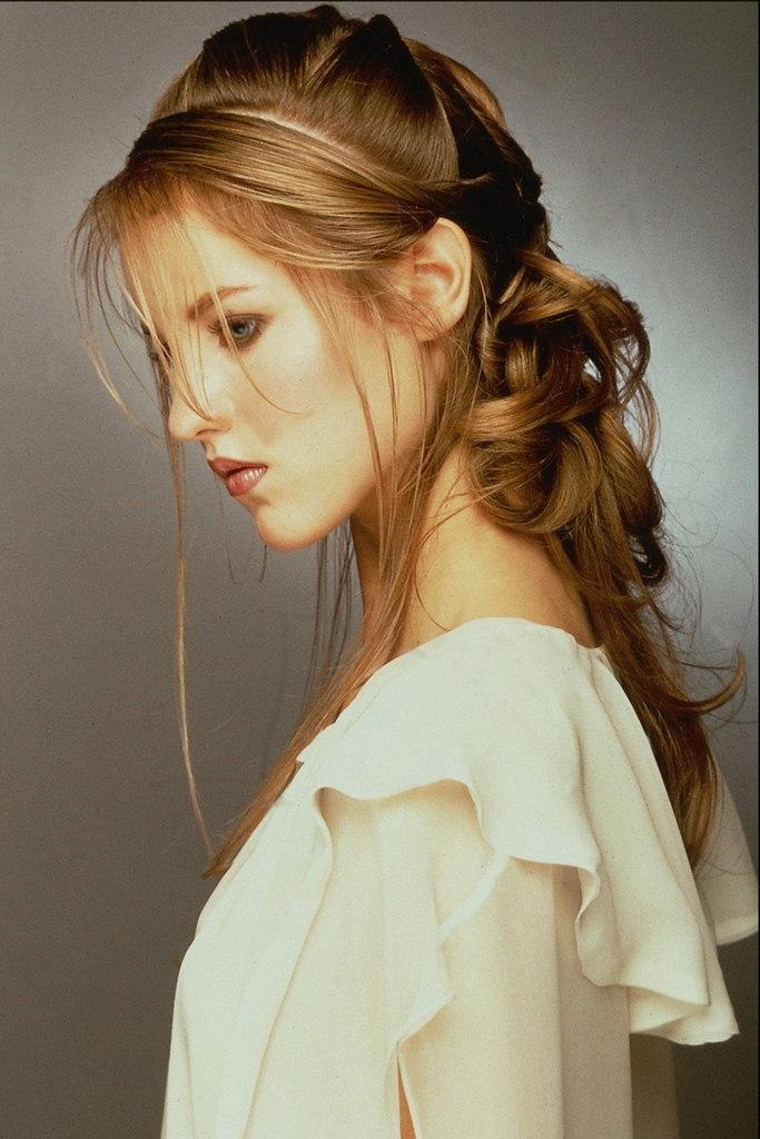 Прически для девушек с длинными волосами 2